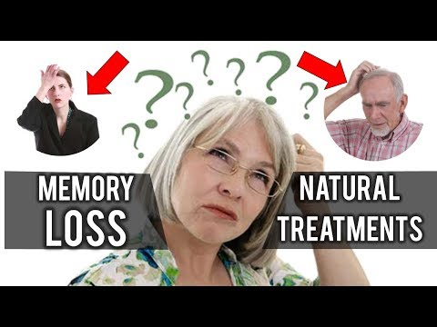 Memory Loss Problems  Symptoms, Causes, Natural Treatments and Home Remedies