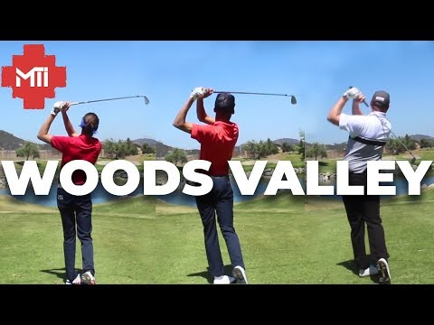 Golf Course Vlog at Woods Valley with Blaire, Gabe and Kyle Pt 1