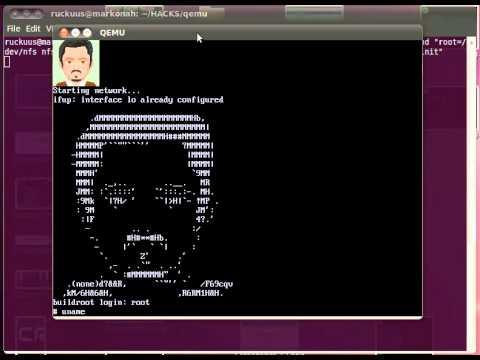 Qemu + Linux + Buildroot