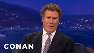 Will Ferrell Is All Busted Up Over Twilight