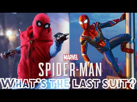 IRON SPIDER & HOMEMADE SUITS CONFIRMED FOR SPIDER-MAN PS4!!! What's the LAST Pre-Order Suit?
