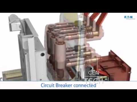 MV CIRCUIT BREAKER | VCB BY EATON TECHNOLOGY |