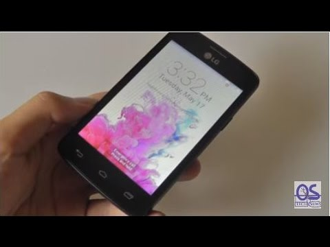 REVIEW: LG Sunrise TracFone Android Smartphone (L15G)