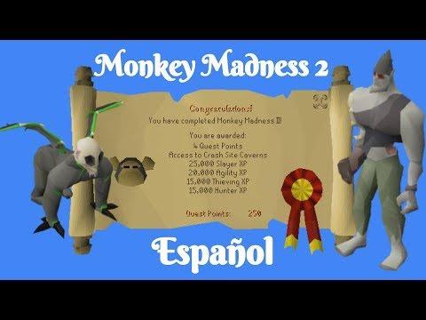 [OSRS] Monkey Madness 2 (Español)