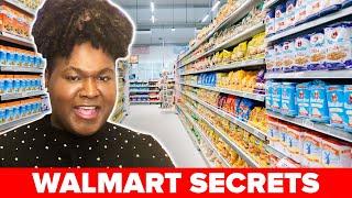 Walmart Employees Share Secrets