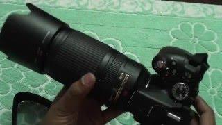 Nikon AF-S VR 70-300mm f/4.5-5.6 G IF-ED Zoom Lens