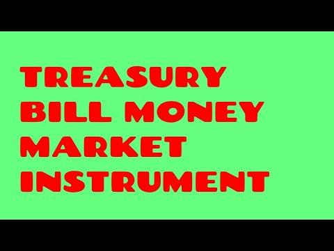 Treasury Bill Money Market Instrument JAIIB CAIIB BANK PROMOTION LECTURE VIDEO