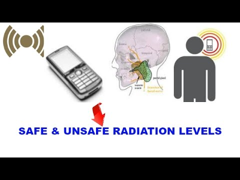 How to Check cell phone radiation levels | How to Check SAR value
