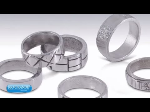 Metal Clay Ring Makers & Shrinkage Stoppers