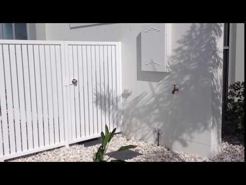 Gate Installation   Heal Steel Fencing   Bluescope Steel   Colorbond® Steel
