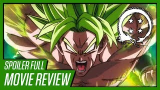 Download Dragon Ball Super: Broly - TFS Review - SPOILERS Video