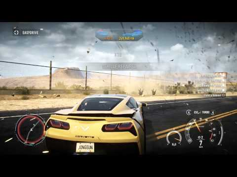 Need for Speed Rivals - Hideout (Corvette Stingray)