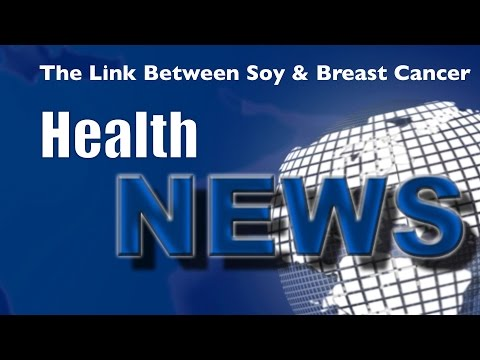 Today's HealthNews For You Does  Soy  Promote Breast Cancer?