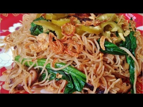 How to make The Real Singapore Noodles Recipe - (Char Bee Hoon)