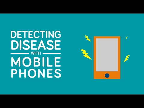 Detecting Disease With A Mobile Phone Research