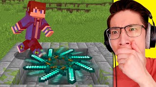 Testing Minecraft Traps That Feel Illegal