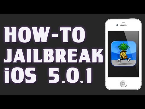 [How To] Untethered Jailbreak iOS 5.0.1 iPod Touch / iPhone 4 / iPad 1