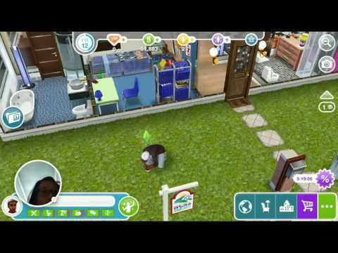 Upgrade The Riches Of Terra To Level 1 (The sims freeplay)