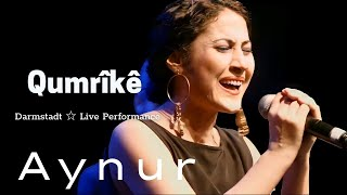 Aynur I Qumrike I @Darmstadt I Live Performance