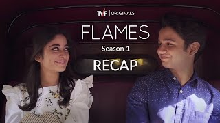 FLAMES | Season 1 Recap | Season 2 All episodes releasing on 18th October on TVFPlay and MX Player