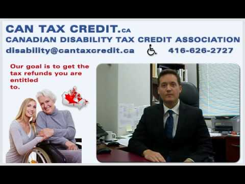Canadian-disability-tax-credit-association.ca | How long does it take?, Disabilities are eligible?