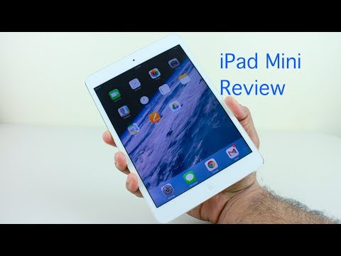 iPad Mini Review | 16GB White and Silver