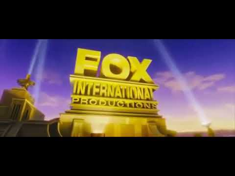 Fox International Productions logo with X-Men Fanfare