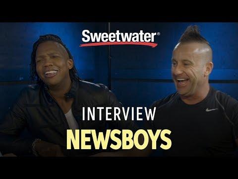 Newsboys Interview