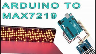 9:04) Arduino Max7219 Video - PlayKindle org