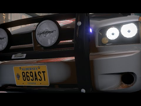 Alderney State Charger [GTA IV Car Mod]