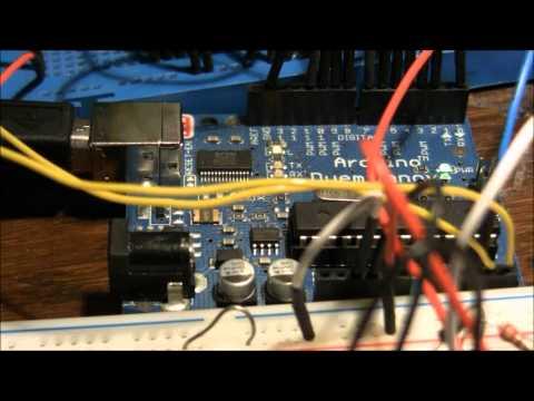 Arduino plays sw60xg midi