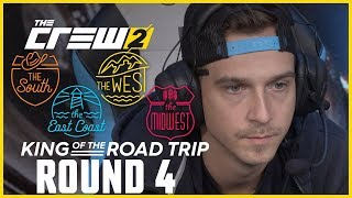 The Crew 2: LIVESTREAM - King of the Road Trip - Round 4 | Ubisoft [NA]