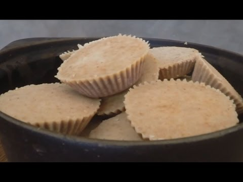 Make soap from cooking oil. Make your own cinnamon soap!