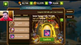 Magic Rush - Trying For Lilith - Treasure Event