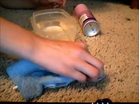 How To Get Makeup Stains Out Of Carpet