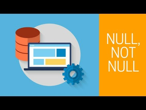 How To Use NULL, NOT NULL in SQL Server
