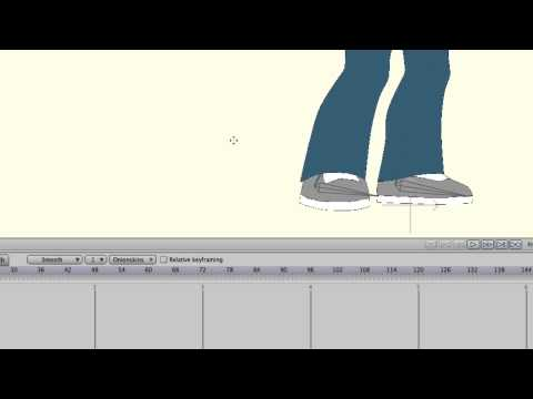 Anime Studio Pro 11 (Moho) - Bone Constraints - Tutorial