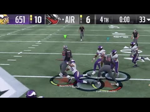 Madden 18 MUT Squads Top 10 Plays of the Week Episode 13 - SHOCKING Hail Mary Run