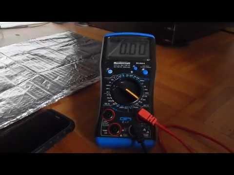 Grounding Mat Test