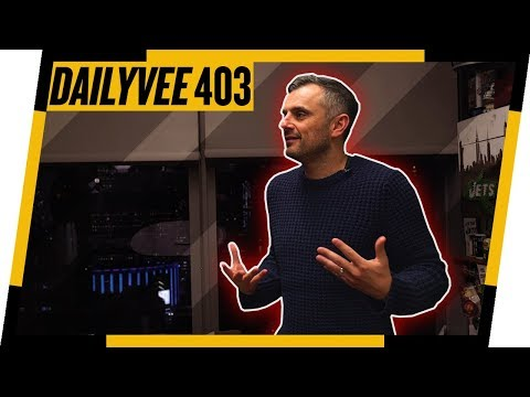 How To Raise Money For Your Business | DailyVee 403