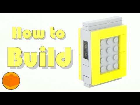 Candy Lego Machine Video Candy Lego
