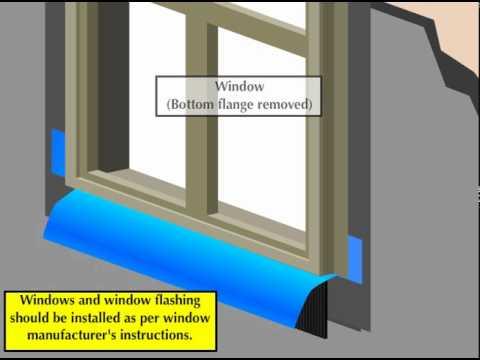 Full Veneer Stone Installation - Window Detail