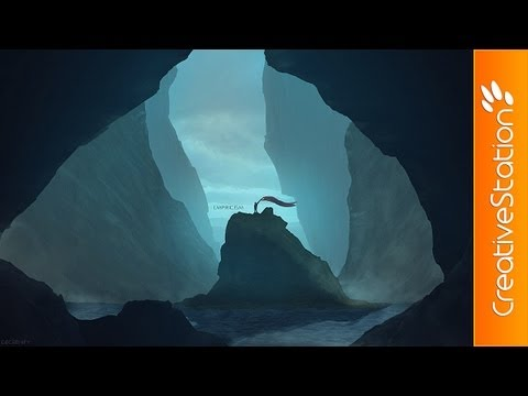 Empiricism - Speed painting ( #Photoshop CS5 ) | CreativeStation