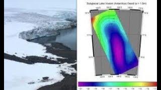 Antarctica Shock! Huge WARM Lake Found! Bizarre 'HEAT SOURCE' Coming 3mi Below Ice!