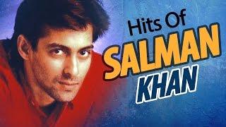 Best Of Salman Khan Songs JUKEBOX {HD} - The Sultan Of Bollywood - Evergreen 90
