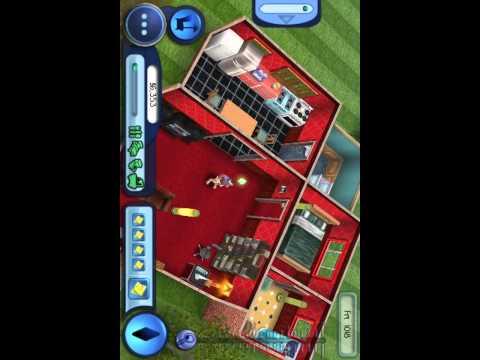 Sims 3 IOS glitch