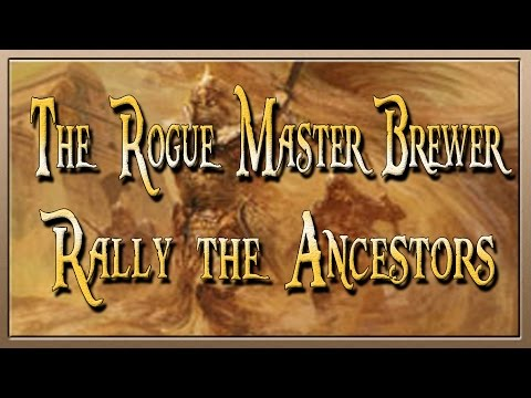 The Rogue Master Brewer, May Edition: Rally the Ancestors