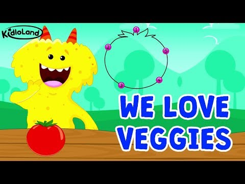 How To Make Toddler Eat Vegetables | Kids Connect The Dots Activities | Funny Kindergarten Games