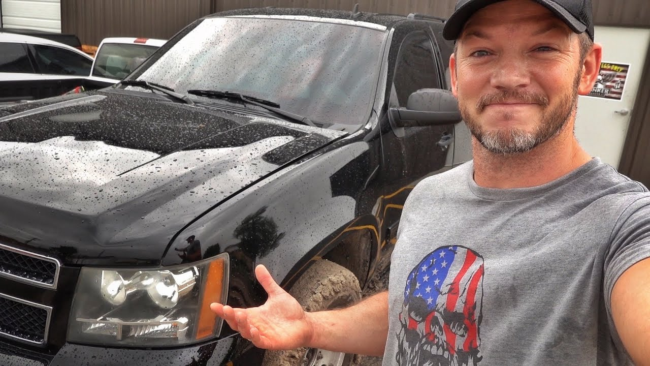 I may have acquired a FULLY ARMORED SUBURBAN!!! 50 cal Proof...