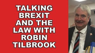 Download Talking Brexit and the Law with Robin Tilbrook! Video